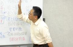 戦略社長塾 講義の様子
